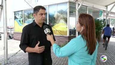Moradores reclamam da falta de vacina contra febre amarela em Angra dos Reis, RJ - Segundo eles, quantidade recebida pela secretaria de Saúde não está atendendo à demanda.