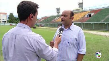 Resende enfrenta Macaé pela 3ª rodada da Taça Rio - Jogo é às 15h30, no estádio Elcyr Resende, em Bacaxá, distrito de Saquarema.