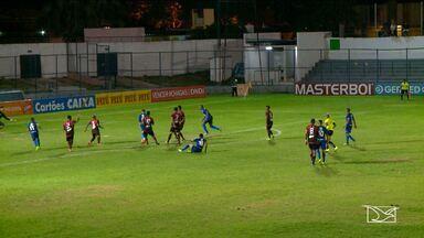 Moto perde para o Altos fora de casa - Rubro-Negro encerra campanha na Copa do Nordeste com a pior classificação de um time maranhense no torneio