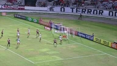 Santa Cruz garante classificação na Copa do Nordeste - Tricolor pernambucano venceu o Campinense e ficou em primeiro lugar do Grupo A da competição.