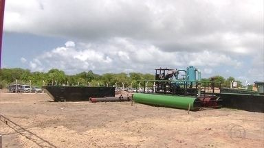 Paralisada desde 2015, obra da Bacia do Rio Beberibe será retomada - Primeira etapa da obra, que vai atender a 160 mil recifenses, prevê pavimentação, drenagem e esgotamento sanitário de 23 ruas da capital pernambucana.