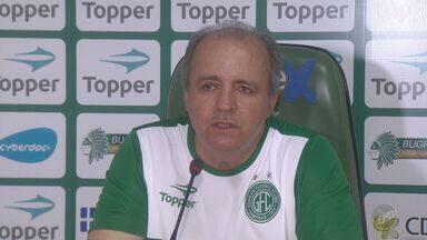 Oswaldo Alvarez assina contrato e volta a ser técnico do Guarani - Vadão já tem estreia marcada como comandante do time neste domingo (26) contra o Água Santa.