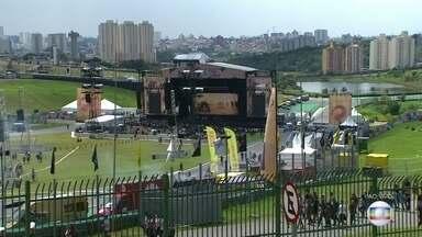 São Paulo recebe sexta edição do Lollapalooza - Festival reúne nomes do rock, pop e música eletrônica.