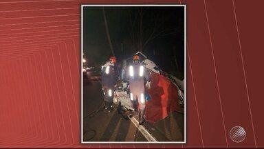 Acidentes deixam três mortos no norte da Bahia - Veja mais informações no Giro de Notícias.