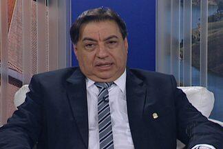 Conselheiro Regional dos Corretores fala sobre mercado imobiliário - Roberto Najar fala sobre compra e aluguel de imóveis.