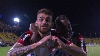 Já na semifinal do Carioca, Flamengo enfrenta o Volta Redonda com garotada em campo - Já na semifinal do Carioca, Flamengo enfrenta o Volta Redonda com garotada em campo