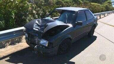 Homem é atropelado por motorista bêbado e morre na rodovia que liga Campinas a Monte Mor - O motorista também não tinha carteira da habilitação e foi preso em flagrante.