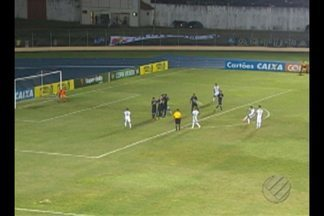 Veja os gols da derrota do Remo por 3 a 0 para o Santos-AP - Em noite impecável, o Peixe derrotou o Leão por 3 a 0, no Estádio Olímpico Zerão, em Macapá. Agora, o alvinegro espera adversário de Águia de Marabá e Paysandu