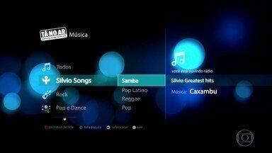Silvio Songs: Caxambu e Livin' la vida loca - Confira estes novos hits!