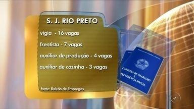 Balcão de Empregos de Rio Preto oferece oportunidades de trabalho - Tem oportunidade de trabalho em São José do Rio Preto (SP). São quase 140 vagas. Os interessados podem ir até o Balcão de Empregos para entregar currículo. O endereço é rua Ondina, número 216, no bairro Redentora.