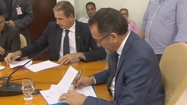 Protocolo entre o governo do Amapá e Basa pode beneficiar mais de 20 mil produtores - Banco disponibilizou R$ 153,27 milhões para financiamentos no estado.
