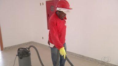 Tocantins registra seis mil acidentes de trabalho nos últimos quatro anos - Tocantins registra seis mil acidentes de trabalho nos últimos quatro anos