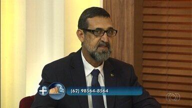 Presidente do Conselho Regional de Contabilidade explica as regras do Imposto de Renda - Edson dos Santos responde a perguntas dos telespectadores sobre o tema.