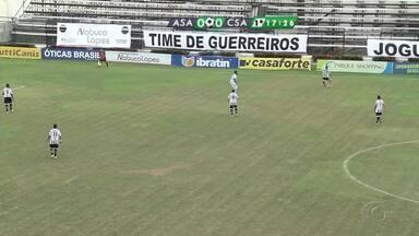 CSA se prepara para clássico contra o CRB no domingo - Confronto será realizado no Estádio Rei Pelé.