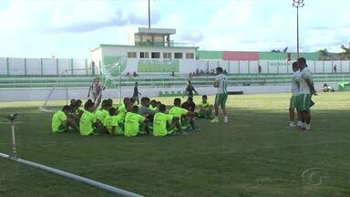 Murici precisa da vitória contra o Santa Rita para se manter na Hexagonal - Jogo será realizado no Estádio José Gomes da Costa, em Coruripe.