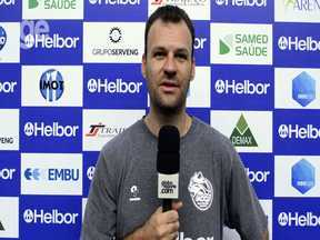 Técnico Danilo Padovani fala sobre as expectativas do Mogi sub-22 no Paulista - Auxiliar de Guerrinha vai comandar a equipe no estadual de basquete da categoria