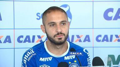 Meio-campo do Bahia fala sobre as expectativas para o jogo contra o Vitória - Confira as notícias do tricolor baiano.