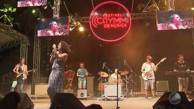 Festival Caymmi reúne famílias no passeio Público, em Salvador - Veja como foi o dia de festa e boa música.