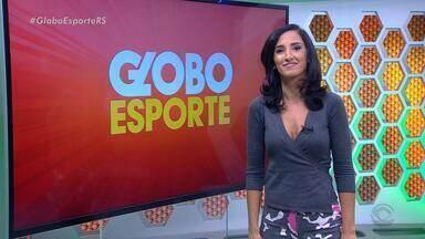 Globo Esporte RS - Bloco 1 - 10/04/2017 - Assista ao vídeo.