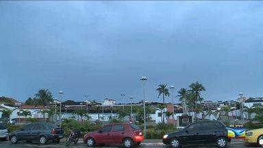Veja como fica o tempo em São Luís - Repórteres Dalva Rêgo e Douglas Pinto mostram como o tempo amanheceu na capital.
