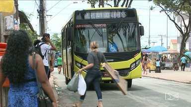 Aumenta o número de assaltos a ônibus em São Luís - Aumentou mais de 40% no primeiro trimestre do ano em relação ao mesmo período de 2016.
