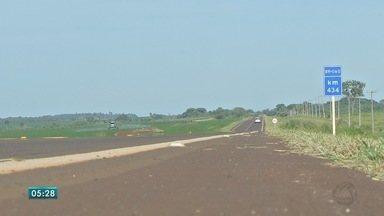 Rodovias de acesso a Bonito precisam de melhorias - Há algumas rodovias em boas condições, porém, outras precisam de melhorias no asfalto e na sinalização.