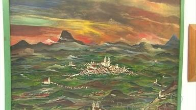 Exposição com obras de Guignard é aberta em Belo Horizonte - Mostra inédita tem 20 obras do artista; exposição é Centro Cultural do Minas Tênis Clube.