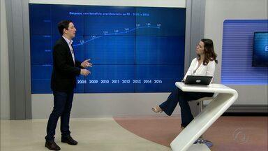 Pesquisa mostra que situação da previdência estadual na Paraíba é preocupante - Guilherme Baía fala sobre possíveis soluções para o problema.