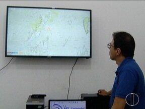 Jaíba registra maior número de tremores de terra no Norte de Minas - Estação analisa abalos sísmicos na região de Montes Claros.