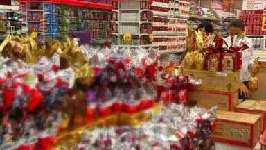 Consumidores optam por lembrancinhas para presentear durante Páscoa - Consumidores optam por lembrancinhas para presentear durante Páscoa