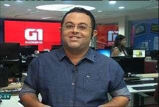 Confira os destaques do G1 Ceará com jornalista Gioras Xerez - Comece o dia bem informado.