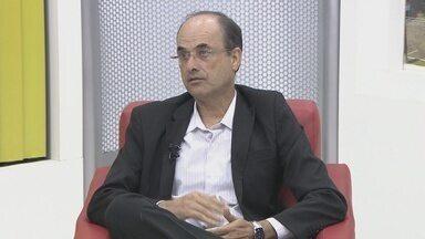 Gerente da Caixa Econômica Federal esclarece dúvidas sobre saques do FGTS Inativo - Gerente Regional da caixa Econômica Federal, Carlos Aparecido fala sobre o assunto.