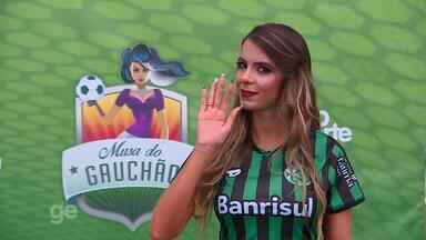 Musa do Juventude: Débora Carvalho pede o seu voto - Assista ao vídeo.