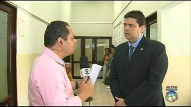Envolvidos na Operação Pulverização são ouvidos pela justiça em Belém de Maria - Ex-prefeitos, ex-vereadores e servidores são suspeitos de desviar mais de R$ 100 milhões num esquema de corrupção na prefeitura.