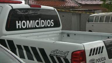 Homem com problemas mentais invade casa e é morto a tiros pelo proprietário - O caso aconteceu no bairro das Nações, Zona Norte de Campina Grande.