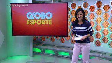 Globo Esporte RS - Bloco 1 - 12/04 - Assista ao vídeo.