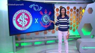 Globo Esporte RS - Bloco 2 - 12/04 - Assista ao vídeo.