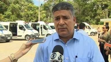 Presos da Vidal Pessoa devem deixar local até segunda quinzena de maio - Detentos estão no local desde série de rebeliões e mortes em cadeias de Manaus.