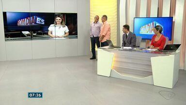 Confira o que vai ser destaque no ESTV desta quinta-feira (13) - Veja o que será notícia em nossos telejornais.