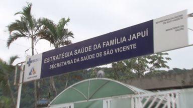 Unidade Básica de Saúde em São Vicente tem problemas no atendimento - Pacientes também reclamam das condições de conservação do local.
