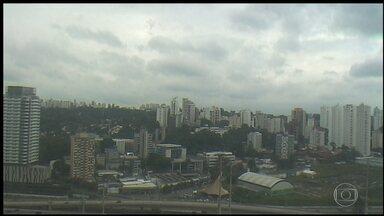Veja a previsão do tempo para esta sexta-feira (21) em São Paulo - O feriado vai continuar com o tempo fechado em todo o estado. Tem risco para temporais entre o norte, região central e leste do estado.