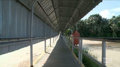 Rodovias e terminais de passageiros tem pouca movimentação na saída do feriado - Rodovias e terminais de passageiros tem pouca movimentação na saída do feriado