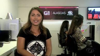 Confira a agenda cultural em Alagoas para o fim de semana - A repórter Carolina Sanches traz dicas para quem deseja diversão.