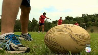 Com novidades, Imperadores Rugby retoma atividades em Juiz de Fora - Após três anos fora das competições, JF Rugby se junta com JF Imperadores, equipe de futebol americano, e votla aos treinamentos. Reestreia acontece nesta segunda, contra o Niterói Rugby.
