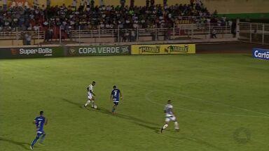 Luverdense vence Rondoniense e chega na final da Copa Verde - Luverdense vence Rondoniense e chega na final da Copa Verde