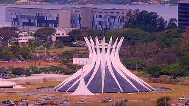 Brasília comemora 30 anos do título de patrimônio cultural da humanidade - Brasília comemora 30 anos do título de patrimônio cultural da humanidade.