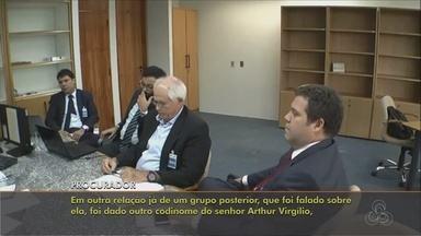 Delator cita pagamento de R$ 300 mil a Artur Neto em 2010 - Quantia teria sido paga durante campanha eleitoral do atual prefeito ao Senado.