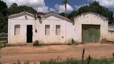 Ong realiza sonho de reforma da casa de aposentada na zona rural de Arapiraca - Dona Geruza, 73 anos, mora na mesma casa simples há mais de 50 anos.
