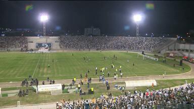 Treze venceu Campinense em partida do Campeonato Paraibano - Veja como foi a partida.