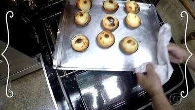 Recheio do Pastel de Nata - Mário Pires ensina a fazer o recheiro do típico doce português
